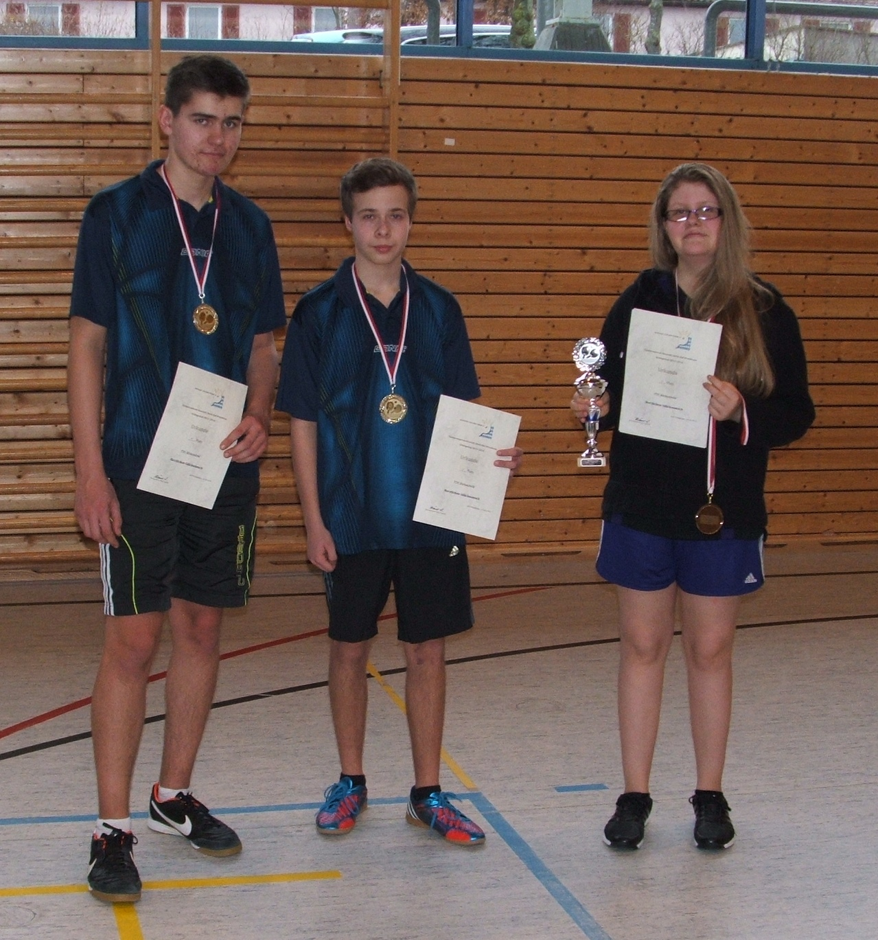 Kreispokalsieger Jugend 2013-2014